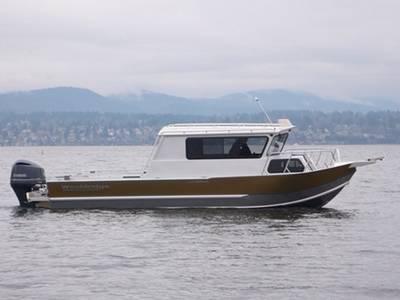 2018 Wooldridge Boats Super Sport Offshore Pilothouse 26